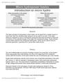Micro hydropower basics