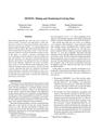 Mining and Monitoring Evolving Data