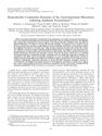 Reproducible Community Dynamics of the Gastrointestinal Microbiota following Antibiotic Perturbation