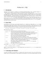 Problem Set 1: SQL