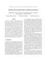 MultiMap: Preserving disk locality for multidimensional datasets