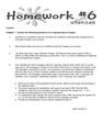 STAT 145 Homework 6