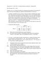 ISyE 6230 Homework