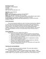 Sociology 3112 Syllabus