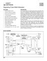 Regulating Pulse Width Modulator