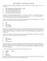 CH301 Worksheet 7—A practice Quiz 3 Answer Key