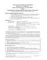 LAB 1 Introductory Experiments and Linear Circuits I