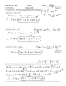 Quiz MATH 149