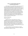 Conceptual Models of Mesoscale Convective Systems (MCSs)