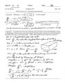 MATH 149 Exam 1