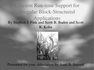 Efficient Run-time Support for Irregular Block-Structured Application