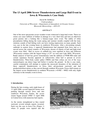 The 13 April 2006 Severe Thunderstorm and Large Hail Event in Iowa & Wisconsin - A Case Study