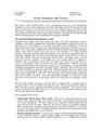 Exam Strategies and Tactics
