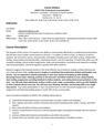 MGMT 250 Syllabus -Fall 2014