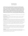 Review guide for Exam I