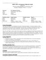 HDFS 2100 Spring 2015 Syllabus