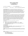 BIOL 111 Syllabus - Fall 2015