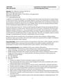 NUTR 2030 Syllabus--Spring 2015
