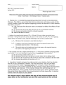 MGF301 Test 2 - Spring 2010 - Version I (answers)
