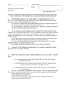 MGF301 Test 2 -Spring 2011 Version II (answers)