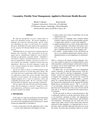 Flexible Trust Management Applied to Electronic Health Records