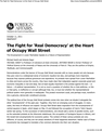 Hardt _ Negri_11- brief Foriegn Affairs article on Occupy Wallstreet