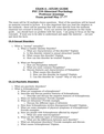 PSY 210 EXAM 4 – STUDY GUIDE