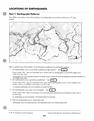 Chapter 8 Worksheets