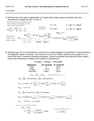 CHM 1220_ThermodynamicsSolutionsReview_InClass_answers