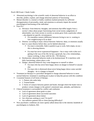 Psych 380 Exam 1 Study Guide