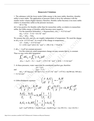 Homeowrk 5 Solution on Physical Chemistry (1)