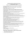 Module 1 Exam Study Guide