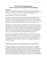 Electrolyte Homeostasis and Fluid Balance/Imbalances