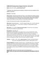 CHEM 3332-Fundamentals of Organic Chemistry