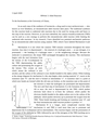 MWrite 3: Aldol Reaction