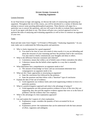 STUDY GUIDE: LESSON 6