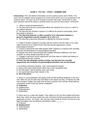Exam 3- PSY 301 Answer key