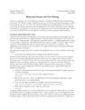 Molecular Clocks and Tree Dating