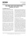 Highlights and Analysis