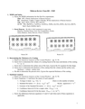 Midterm Review Chem 002 – FS09