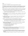 Introduction to Natural Disasters Review Question Answer Key