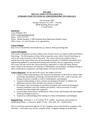 PSY 4930 Syllabus