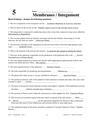 Membranes / Integument