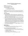 Exam 1 Review sheet