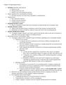 Exam 2 Outlines