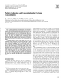 Particle Collection and Concentration for Cyclone Concentrators