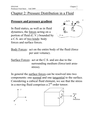 Chapter 2 - Pressure Distribution in a Fluid