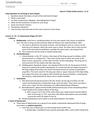 Exam 3: Study Guide