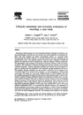 Lifecycle assessment and economic evaluation of recycling