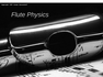 Lecture Notes - Flute Physics